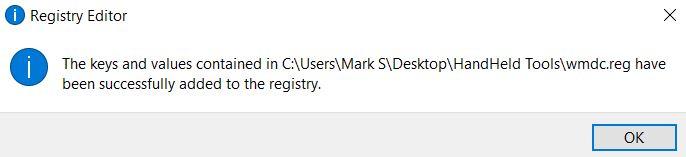 Registry Add 2